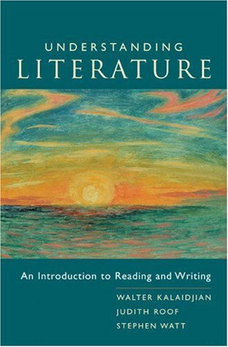 9780618475094: Understanding Literature: An Introduction to Reading and Writing, MLA Update