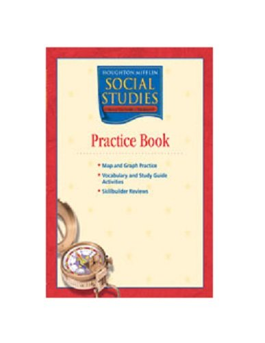 9780618476497: Social Studies: World Cultures and Geography (Practice Book)
