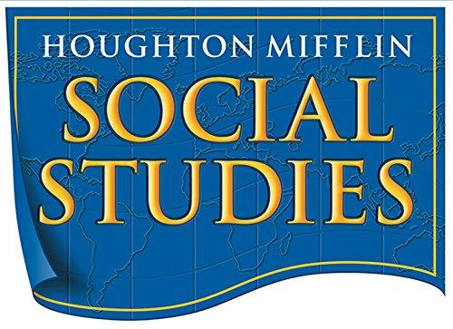 Houghton Mifflin Social Studies: Audio Student's Book: HOUGHTON MIFFLIN