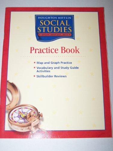 Houghton Mifflin Social Studies: Western Hemisphere and Europe Practice Book: MIFFLIN, HOUGHTON