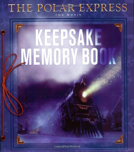 9780618477890: The Polar Express: The Movie: Keepsake Memory Book