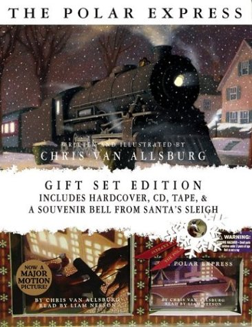 The Polar Express Gift Set: Chris Van Allsburg