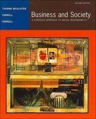 9780618479252: Business and Society
