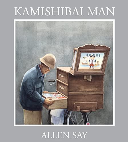 9780618479542: Kamishibai Man
