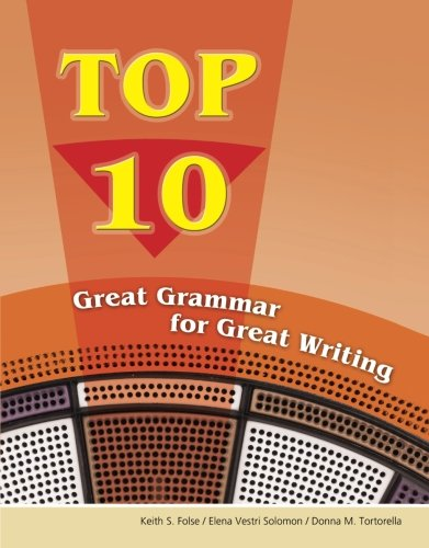 9780618481057: Top 10: Great Grammar for Great Writing