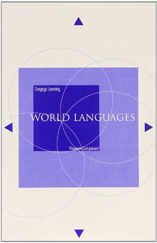 9780618481088: Student In-Text Audio CD: Used with ...Brown-Conversaciones Creadoras (Spanish Edition)