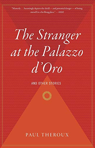 9780618485338: The Stranger at the Palazzo d'Oro