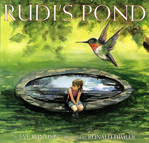 Rudi's Pond (0618486046) by Eve Bunting