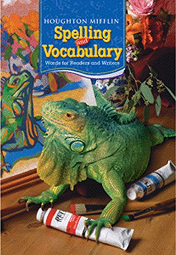 9780618491902: Spelling and Vocabulary