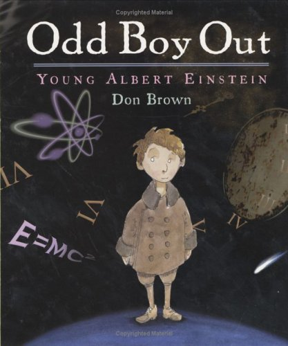 9780618492985: Odd Boy Out: Young Albert Einstein (Bccb Blue Ribbon Nonfiction Book Award (Awards))