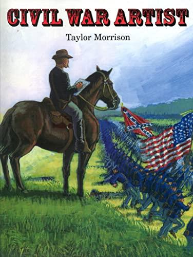 9780618495382: Civil War Artist