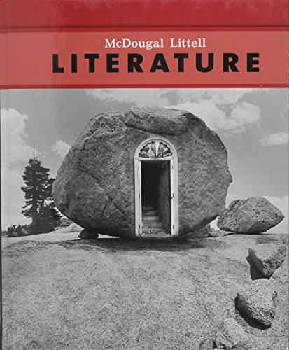 9780618495665: McDougal Littell Literature: Student Edition Grade 7 2008
