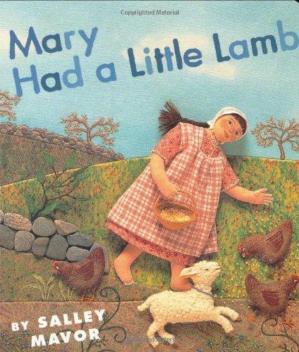 9780618496372: Mary Had a Little Lamb