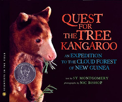 Quest for the Tree Kangaroo : An Expedition to the Cloud Forest of New Guinea: Montgomery, Sy