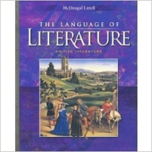 9780618497607: McDougal Littell Language of Literature Missouri: Lesson Plans Grade 12