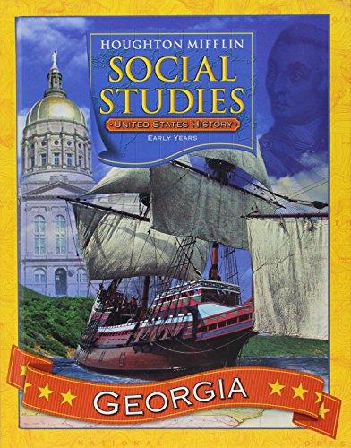 Houghton Mifflin Social Studies Georgia: Student Edition Level 4 2006: HOUGHTON MIFFLIN