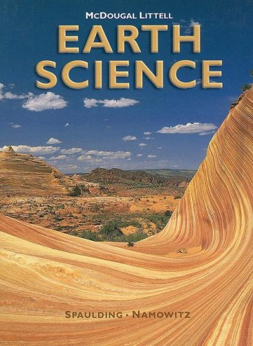 9780618499380: Earth Science: Student Edition 2005