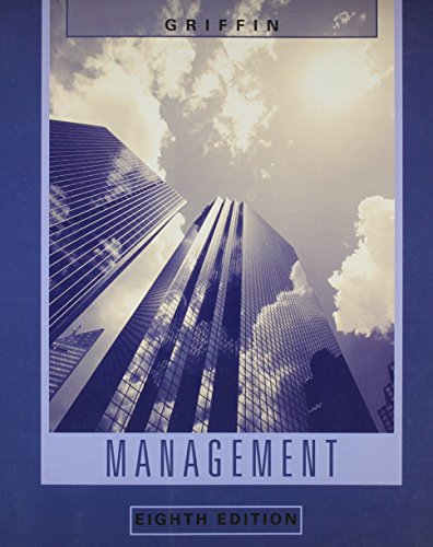 Management, Custom Publication: Griffin, Ricky W.