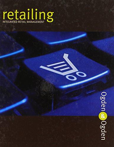 9780618502967: Retailing Integrated Retail Management