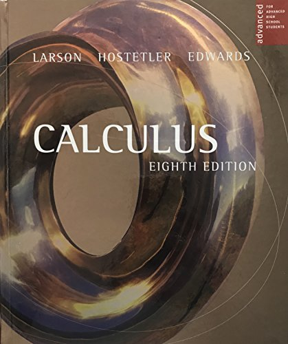 9780618503001: Calculus With Analytic Geometry