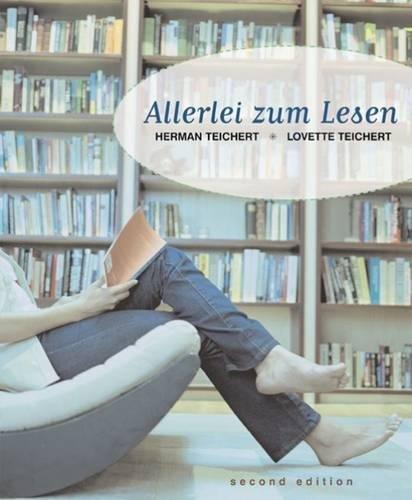 9780618503490: Allerlei Zum Lesen (World Languages)