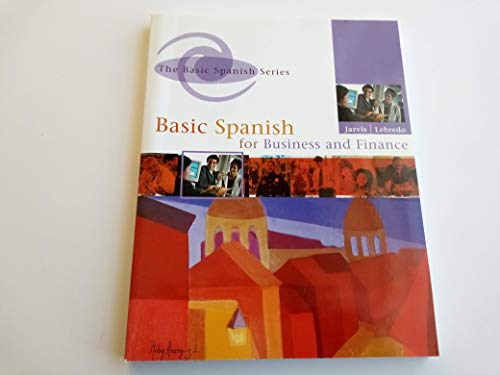 9780618505746: Basic Spanish for Business and Finance