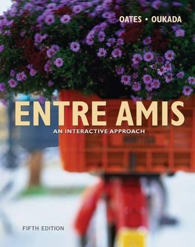 9780618506910: Entre Amis: An Interactive Approach, 5th Edition