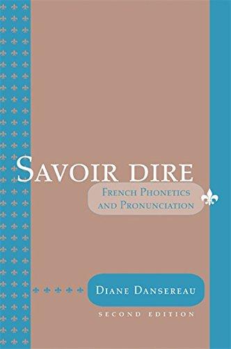 9780618507061: Savoir Dire: Cours de Phonétique et de Prononciation (French Edition)