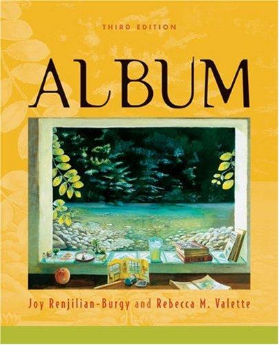 Album: Cuentos del mundo hispánico, Tercera edicion: Joy Renjilian-Burgy; Rebecca