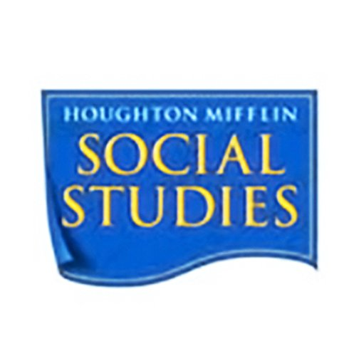 Houghton Mifflin Social Studies: Individual Book Above-Level (Set of 1) Grade 1 School and Family: ...