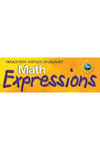 Math Expressions: Student Edition (Consumable) Set Level 2: MIFFLIN, HOUGHTON