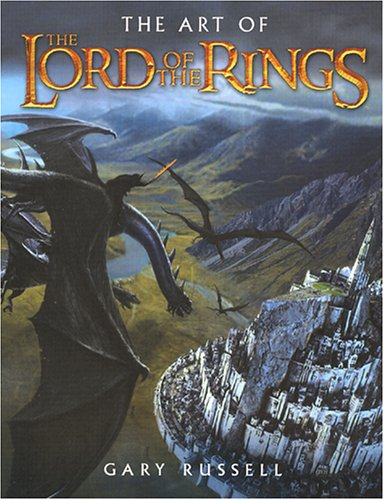 9780618510832: The Art Of The Lord Of The Rings