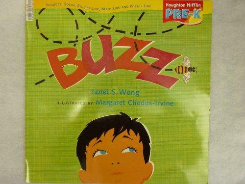 9780618512386: Houghton Mifflin Pre-K: Big Book Theme 2.1 Grade Pre K Buzz