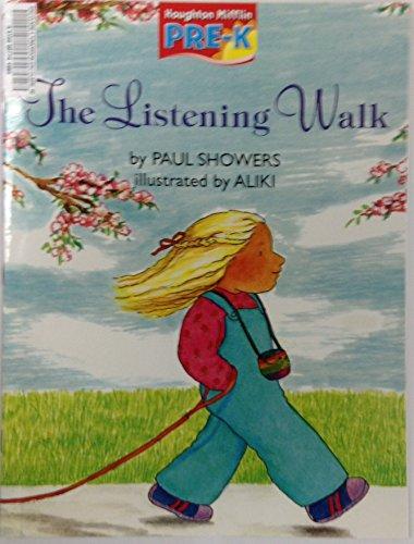 9780618513987: Houghton Mifflin Pre-K: Read Aloud Book Theme 3 Grade Pre K The Listening Walk