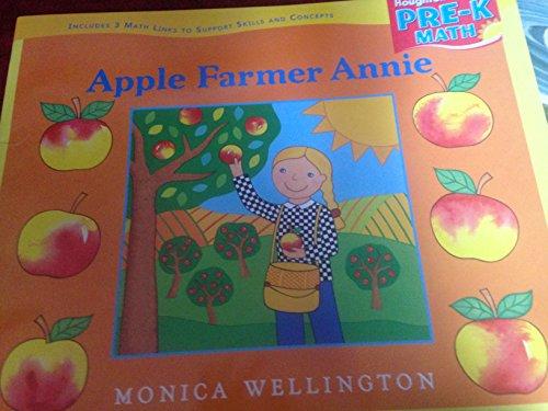 9780618514168: Houghton Mifflin Pre-K: Math Big Book Theme 7 Grade Pre K Apple Farmer Annie