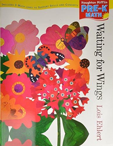 9780618514182: Houghton Mifflin Pre-K: Math Big Book Theme 9 Grade Pre K Waiting for Wings