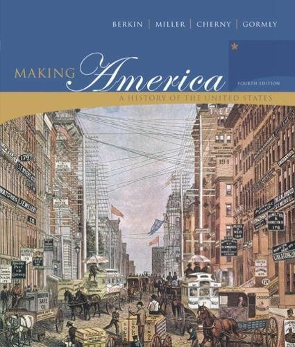 9780618515585: Making America: A History of the United States