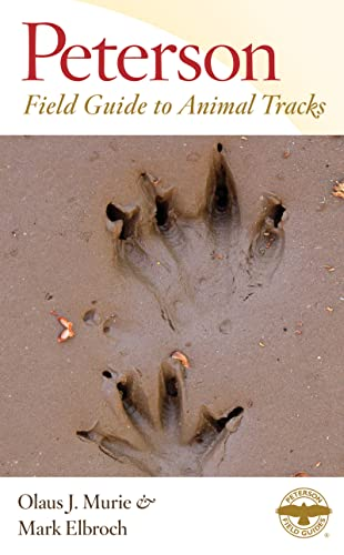 9780618517435: Peterson Field Guide to Animal Tracks: Third Edition (Peterson Field Guides)
