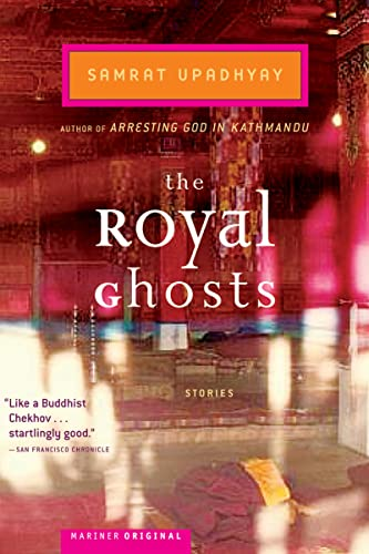 9780618517497: The Royal Ghosts: Stories