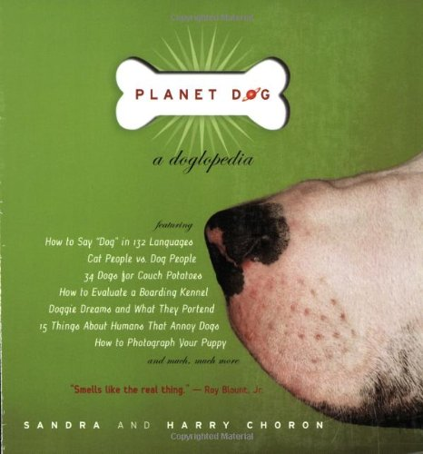 9780618517527: Planet Dog: A Doglopedia