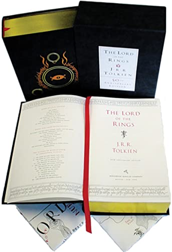 The Lord of the Rings, 1-volume 50th Anniversary Edition: Tolkien, J.R.R.