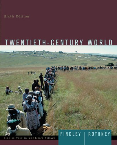 9780618522637: Twentieth-Century World