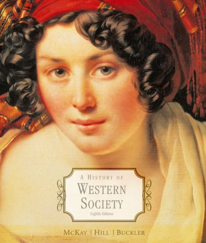 a history of western society chapter