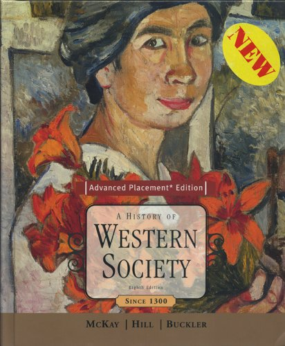 9780618522736: A History of Western Society Since 1300 (Advanced Placement Edition)