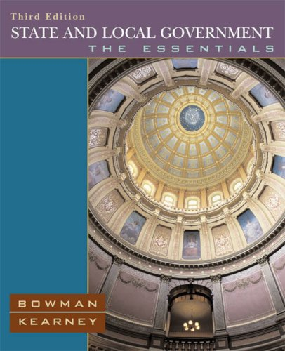 9780618522811: State And Local Government: The Essentials