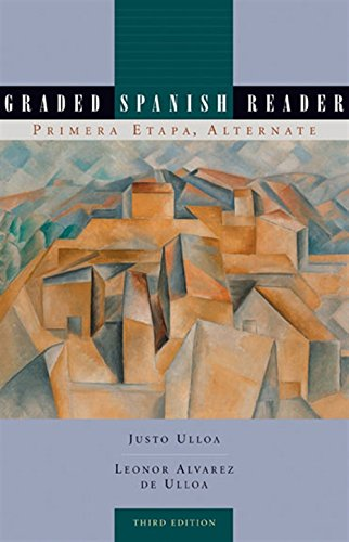 9780618527809: Graded Spanish Reader: Primera Etapa (World Languages)
