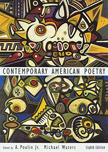 9780618527854: Contemporary American Poetry