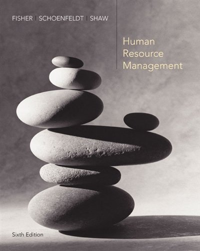 9780618527861: Human Resource Management