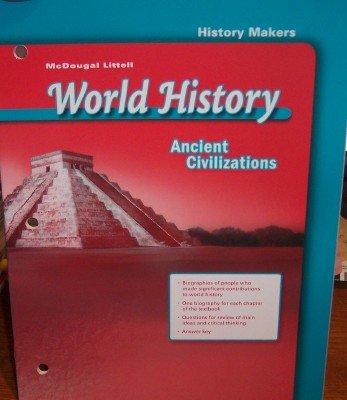 History Makers (World History: Ancient Civilizations)