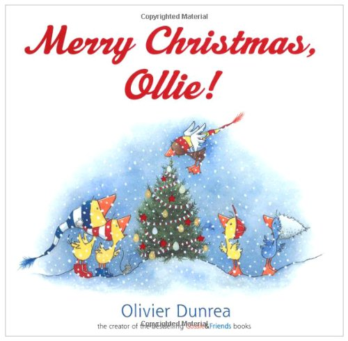 9780618532421: Merry Christmas, Ollie! (Gossie and Friends)